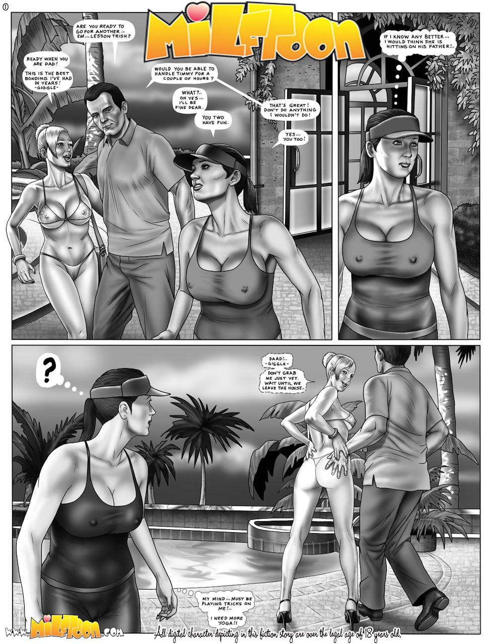 Gta V Porn Comic
