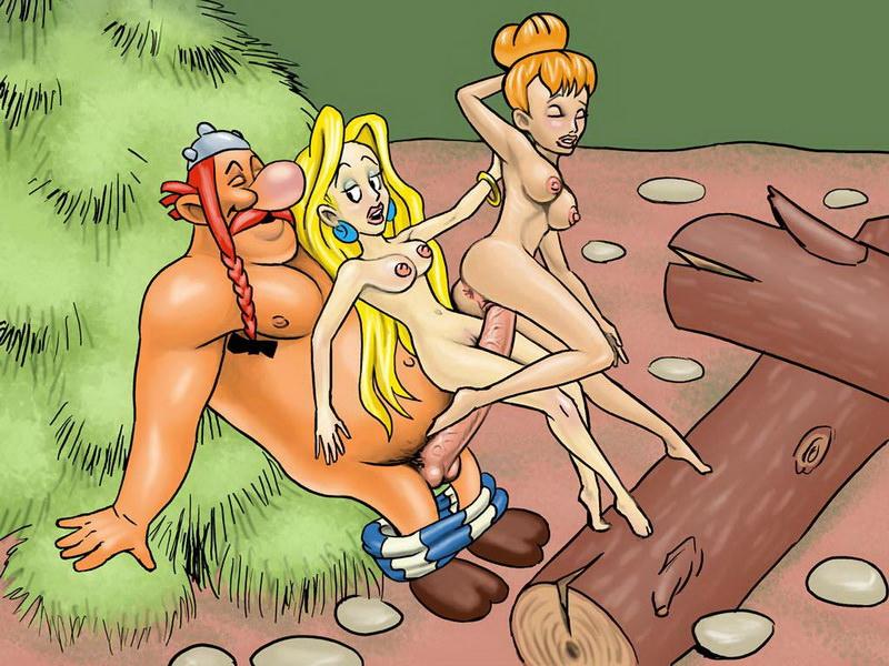 Hentai asterix Asterix et