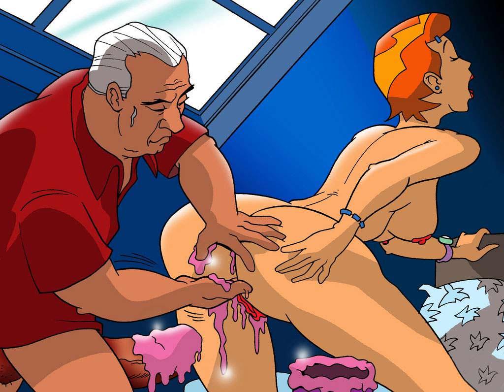 Порно смотреть онлайн бэн 10 тэн