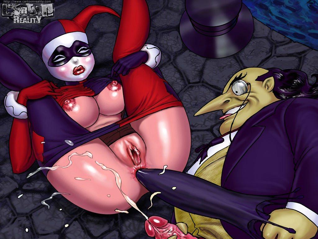секс фото бэтмен
