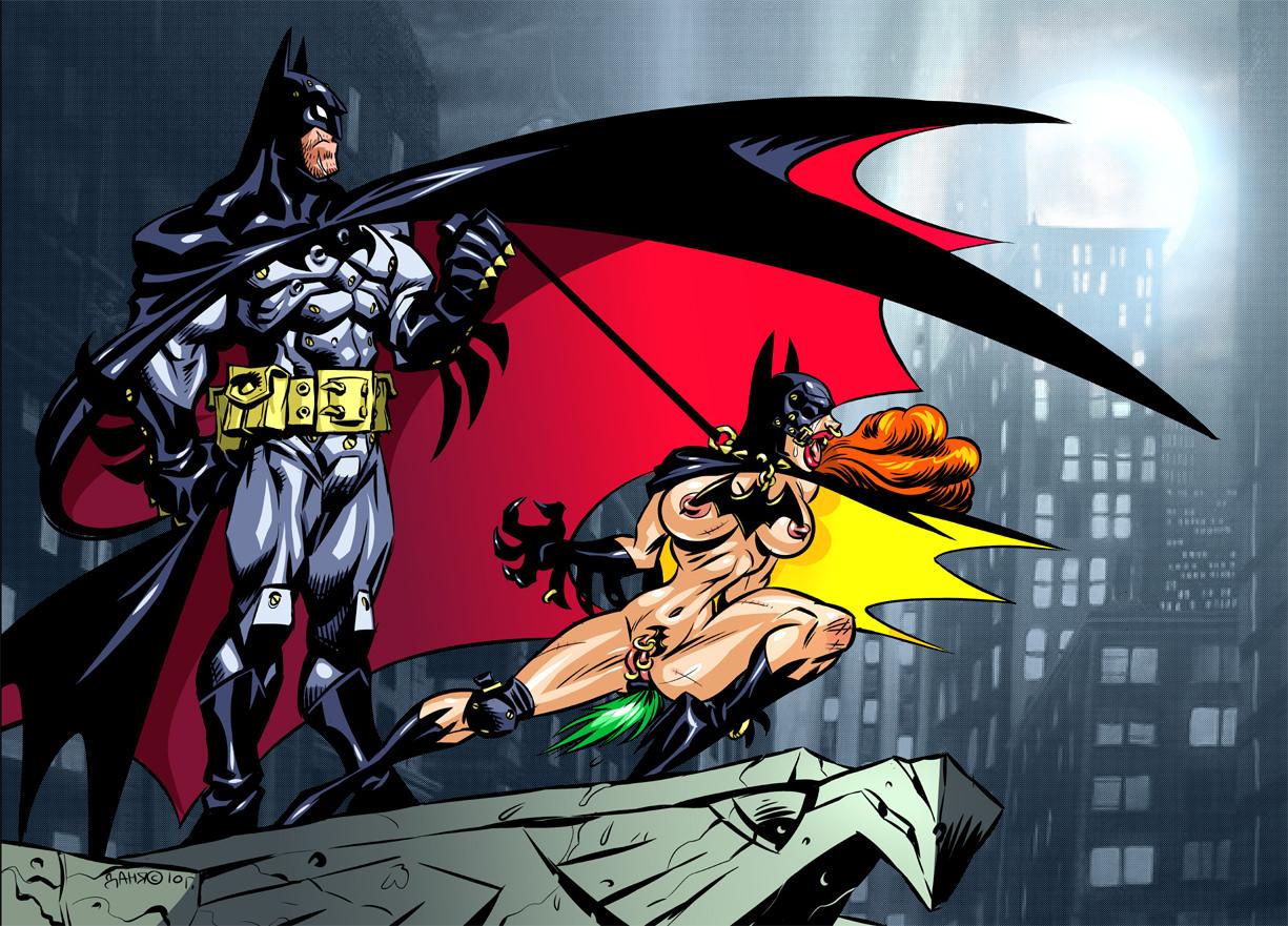 batman cartoon hentai