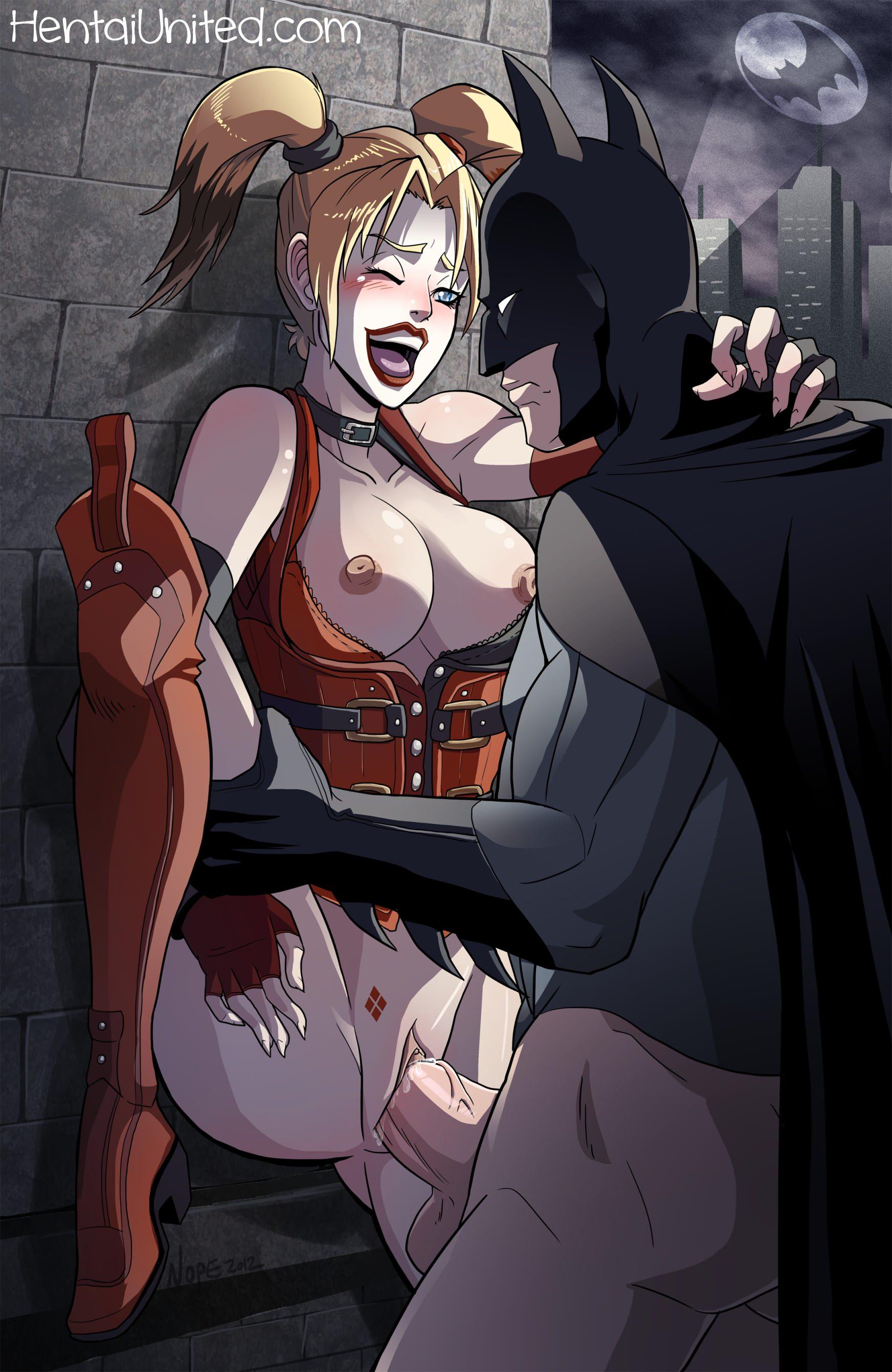 100 Pictures of Batman Porno