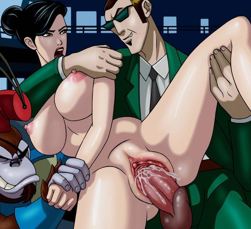 Dexter s laboratory dexter mom hentai comics