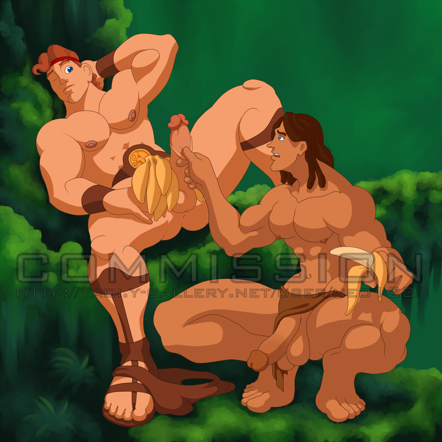 hercules   cartoons porn pictures online at world hentai