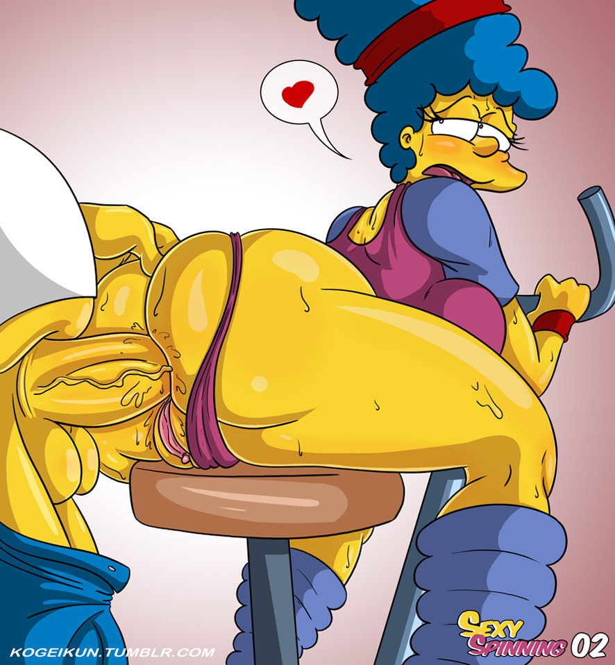 fotos hd hentay Los simpsons