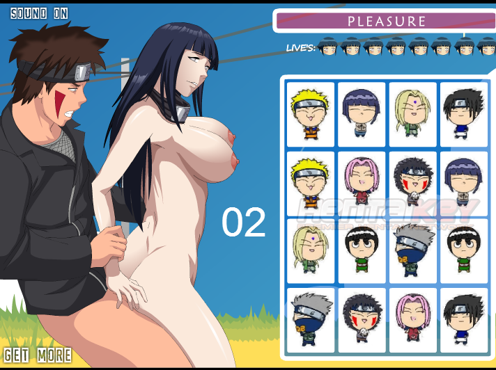 Naruto sakura hentai game