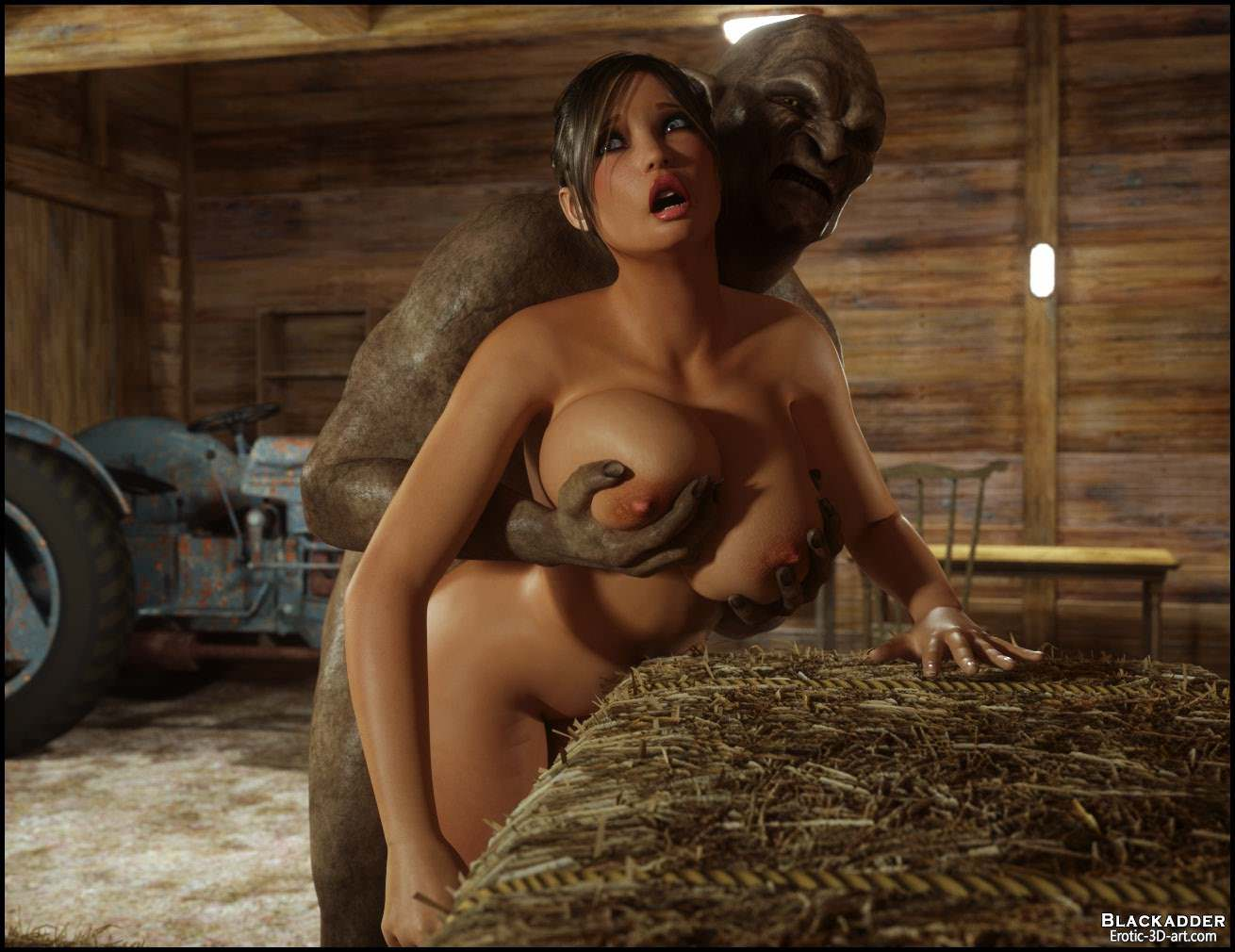 3D Hebtai gisela and demon - 3d, monsters, porn comics online at world
