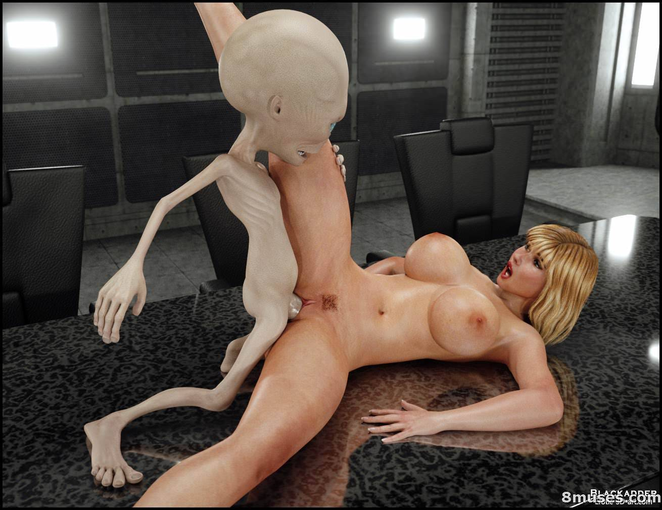 Samus Alien Sex