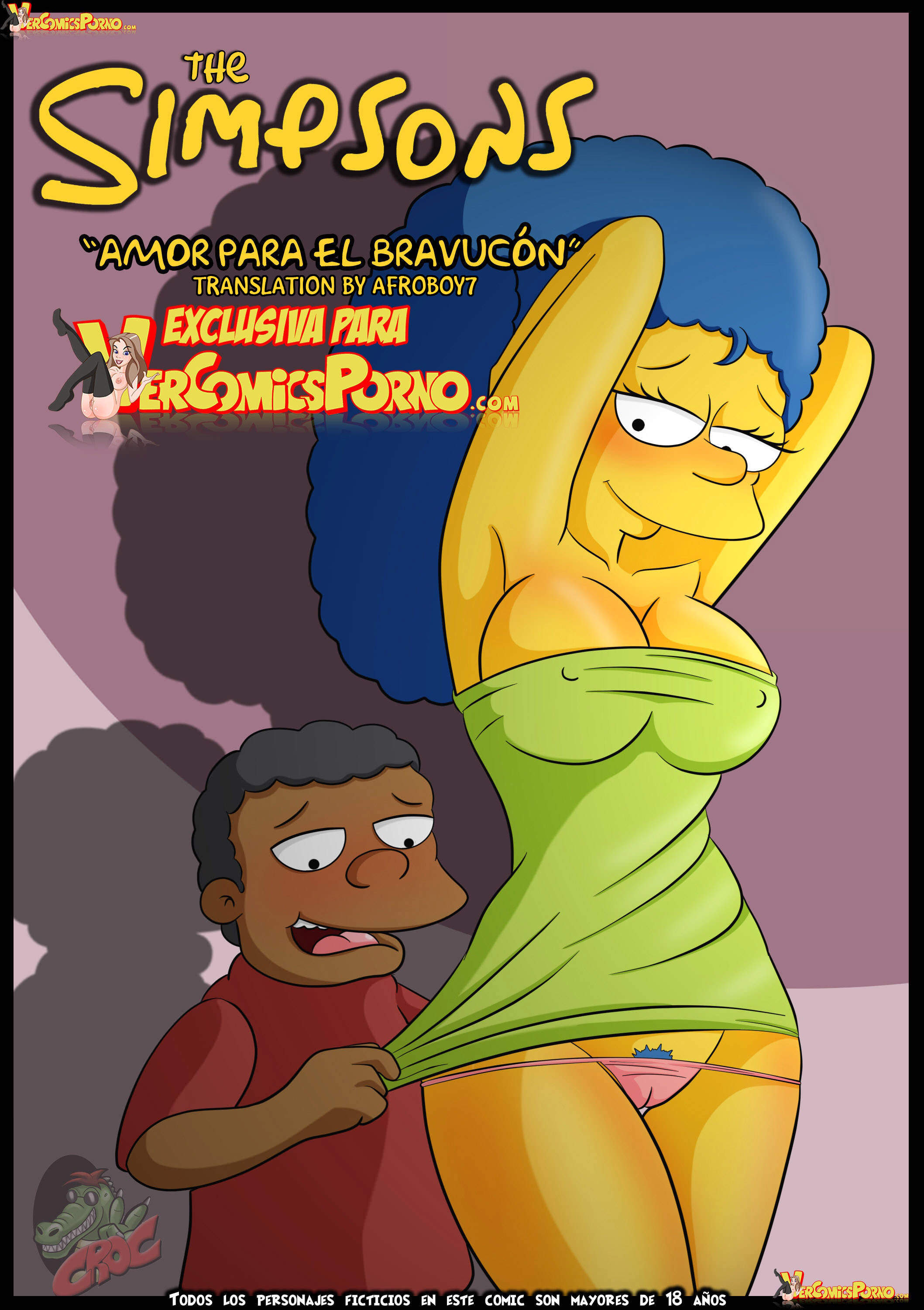Amor Con Porno the simpsons: love for the bully - porn comics, simpsons