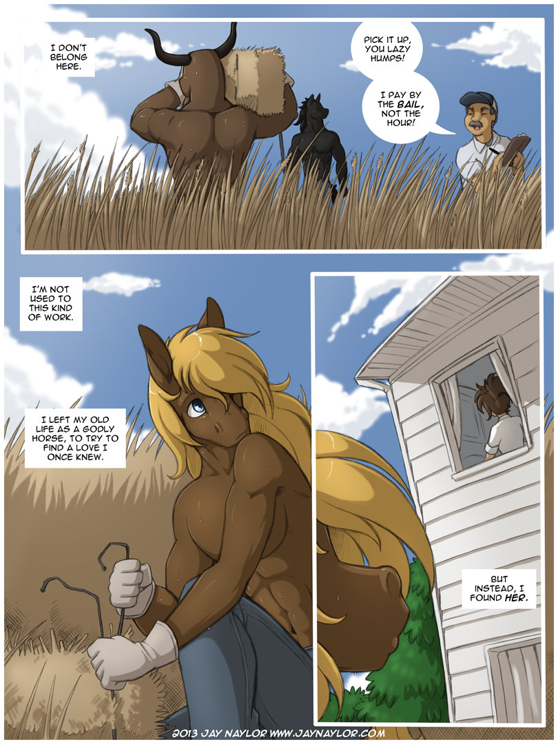And The Horse Porn Animation lenore - furry (animals), porn comics online at world-hentai
