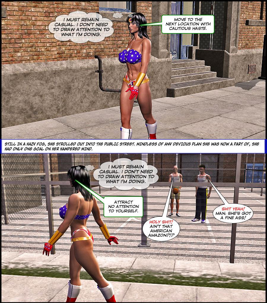 Beach Voley Porn Comic metrobay] – amazon redemption prelude 3 – dumbtime - 3d