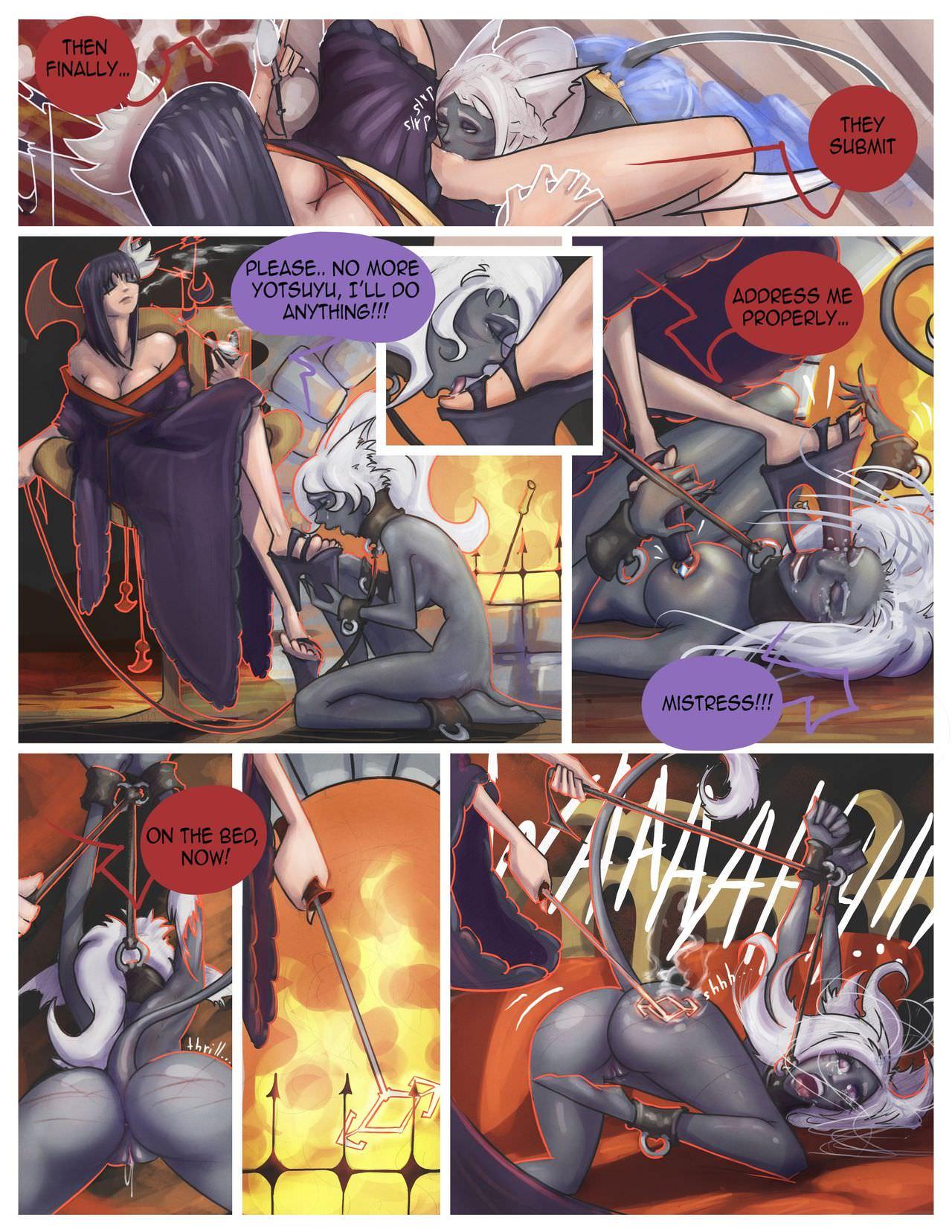 Final Fantasy 12 Hentai forkonatable – garlean fucktoy (final fantasy xiv) - furry