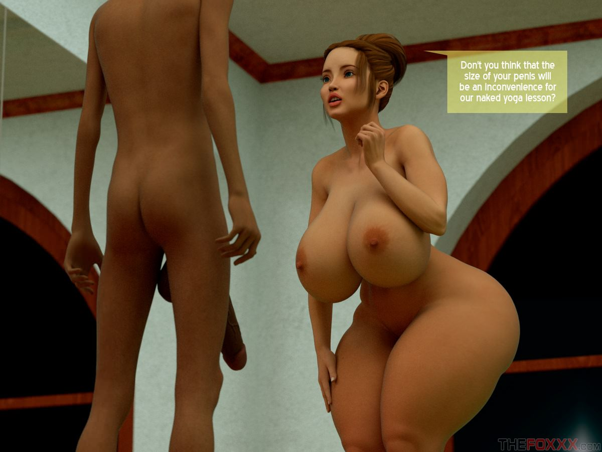 Naked lessons